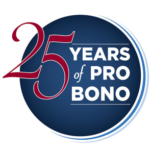25 Years of Pro Bono