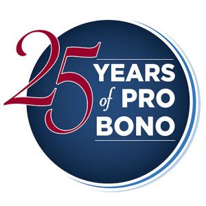 25 Years of Pro Bono
